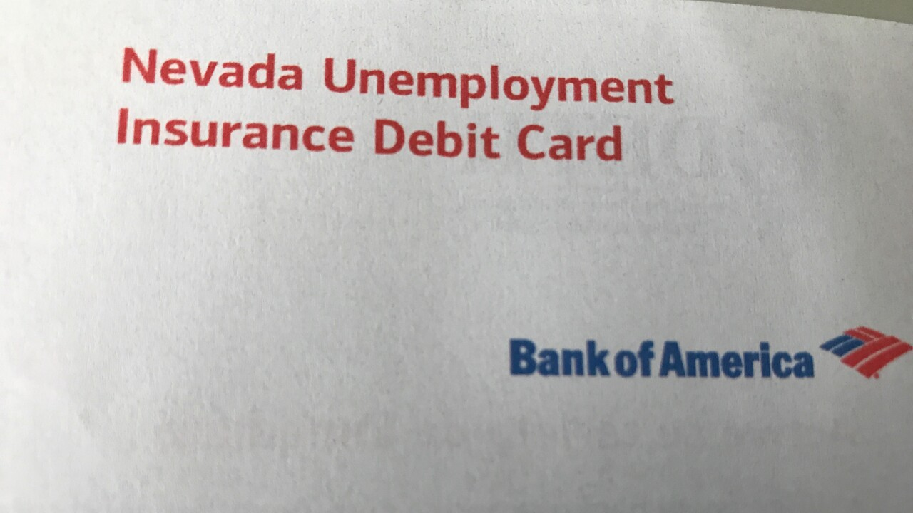 Authorities are investigating what could be multiple Nevada unemployment debit cards that have been swiped without the cardholders knowledge or permission