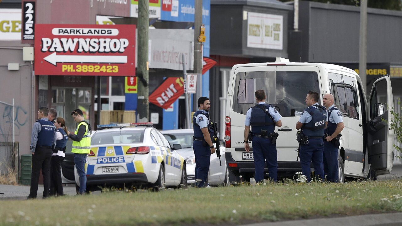 Suspect in massacres at New Zealand mosques faces judge