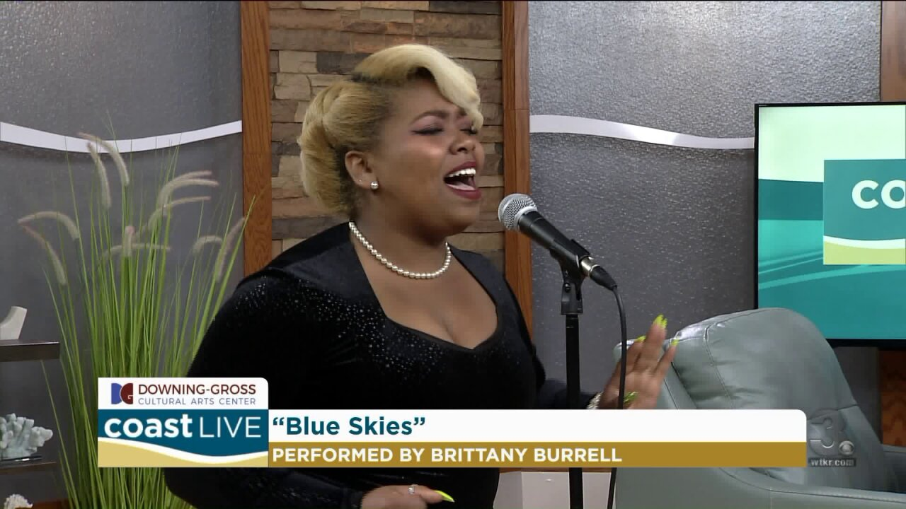 Previewing the 21st Ella Fitzgerald Music Festival and the first ever Ladies of Song Competition on CoastLive