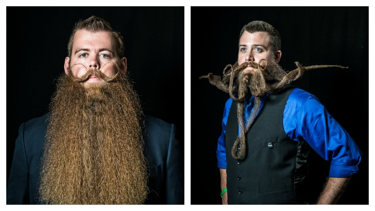 Richmond's bearded ambassadors bring home wins from global stage