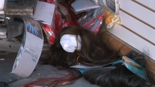 Thieves steal $80,000 in wigs from South Florida warehouse