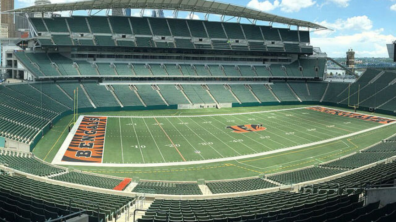 High school football is returning to Paul Brown Stadium in August