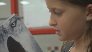 Department of Defense Education Activity grant helps students build reading skills