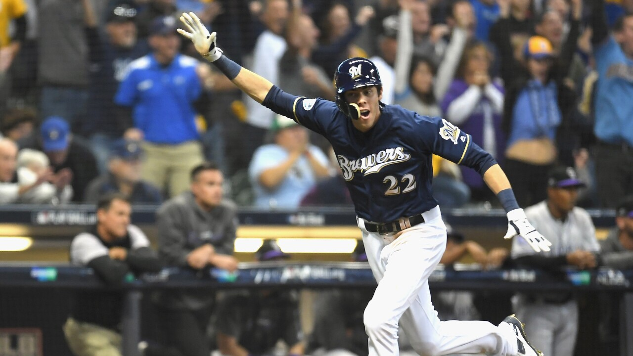 High hopes as Milwaukee Brewers begin spring training.