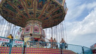 Ionia Free Fair attracts large crowds after hosting first post-pandemic festival