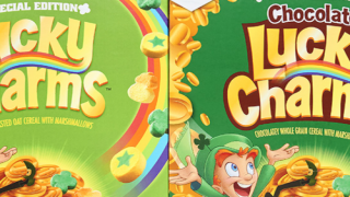 Lucky Charms Has A Limited St. Patrick's Day Edition With A New Marshmallow Blend