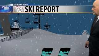 Ski Report 2-12-19