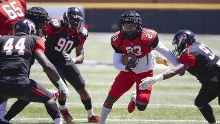Strong Showing from Defense in VSU's Spring Game