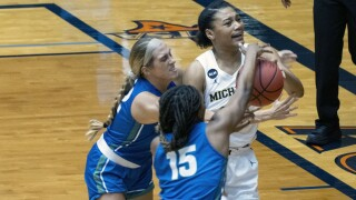 NCAA Florida Gulf Coast Michigan Basketball