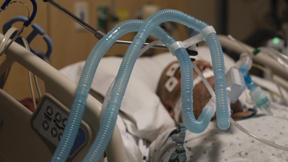 COVID-19 ventilator