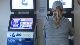 Missouri video slot machine