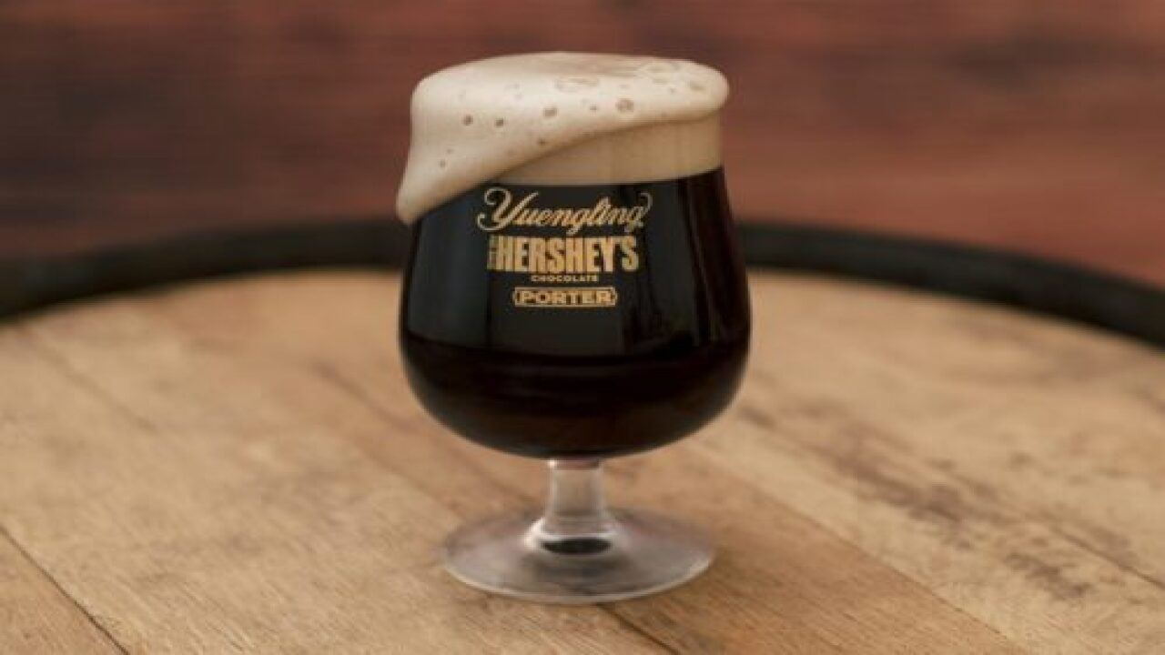 Hershey's Is Making A Chocolate Beer