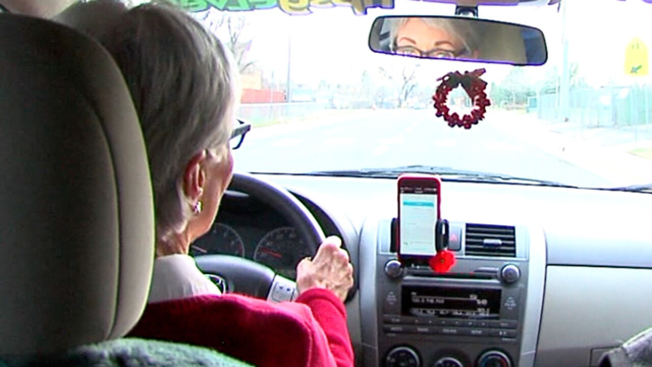 Study: Senior Driving Remains Taboo Topic