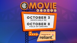 Free Corpus Christi Movie Nights at Whataburger Field