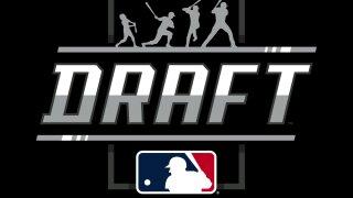 2021 Major League Baseball draft logo