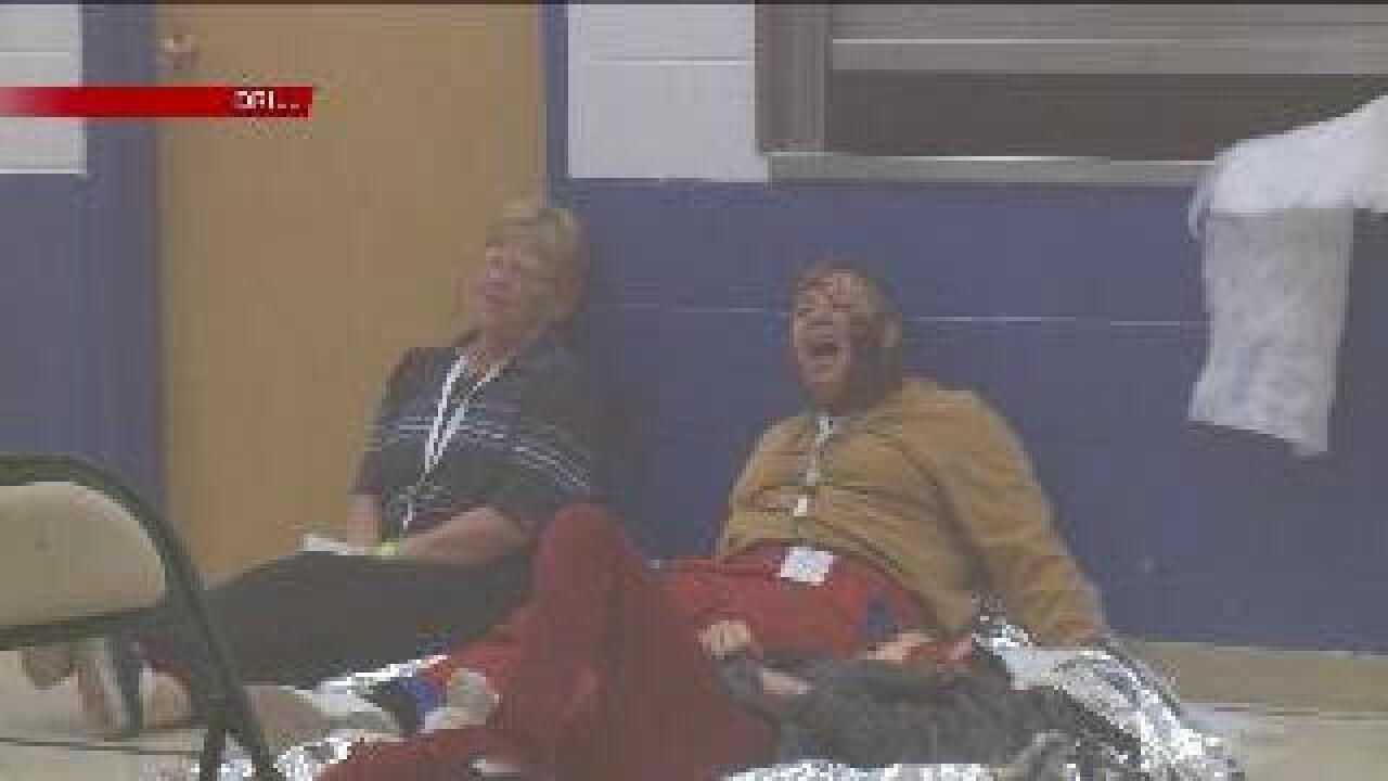 Mass casualty drill prepares first responders for tragedy