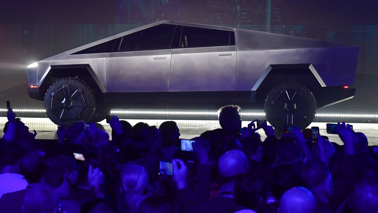 Tesla's Cybertruck has become the butt of every internet joke