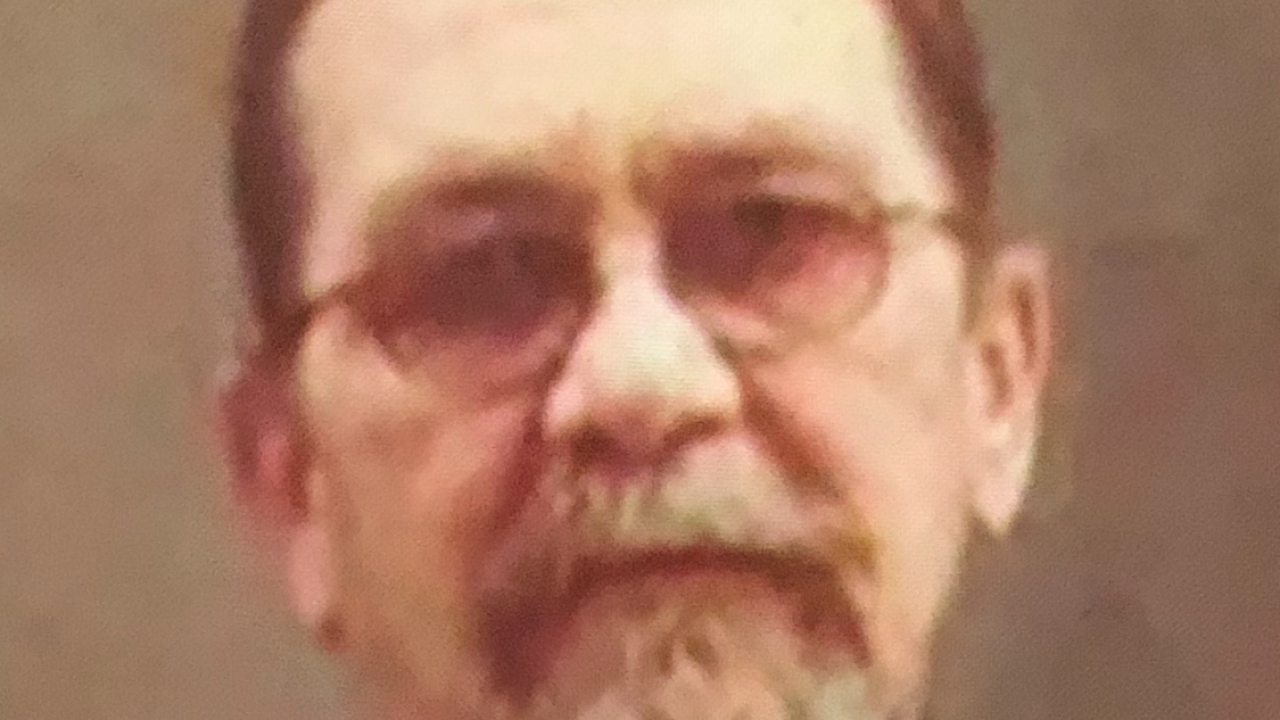 Photo of Robert Harger provided by Kalamazoo County Sheriff's Office.