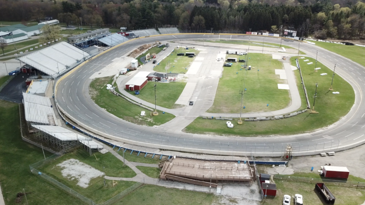 Berlin Raceway set to reopen this Saturday