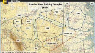 Powder River Training Complex