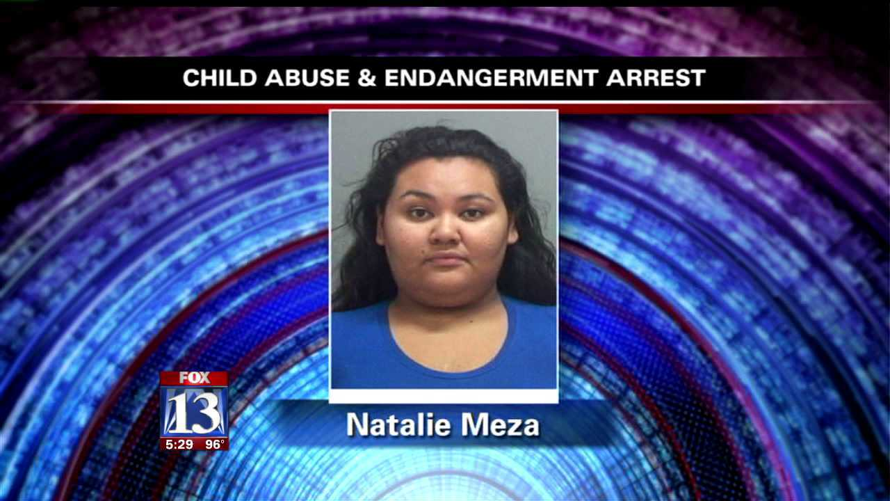 Mother arrested at bar after her child found wandering street