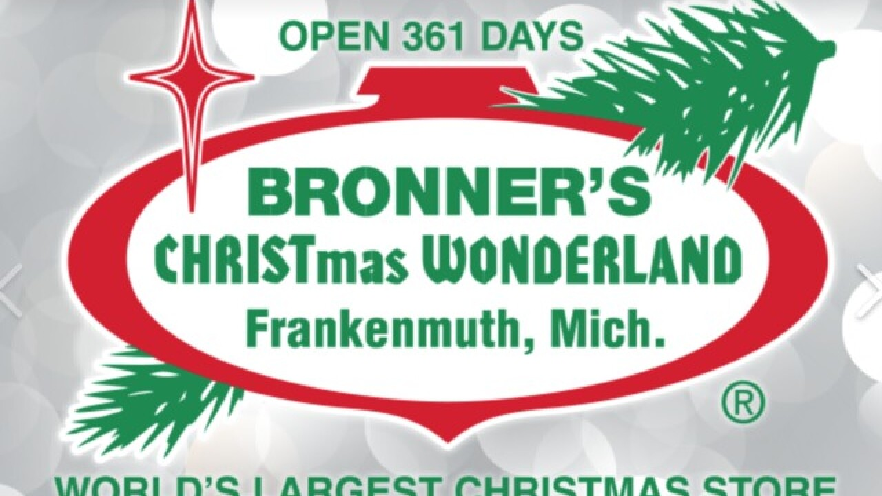 Bronners Christmas Ornaments.Want To Work At Bronner S They Re Looking For People Do To