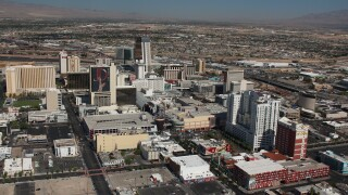 Downtown Las Vegas scenic