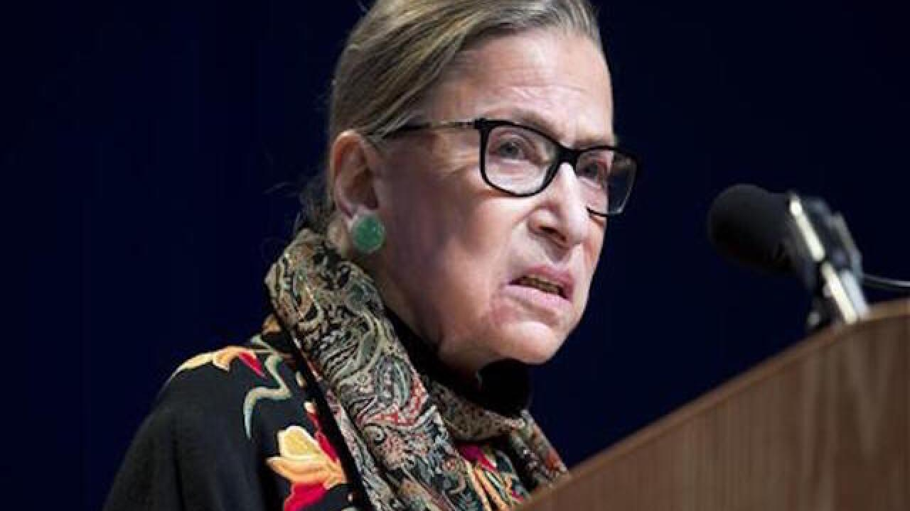 Ginsburg regrets 'ill-advised' Trump criticism