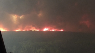 Several wildfires burning in Alberta; evacuation order issued