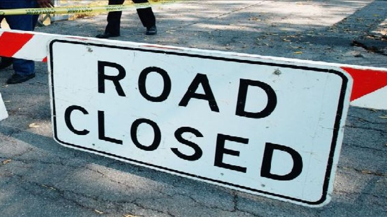 Tallahassee Road Closed