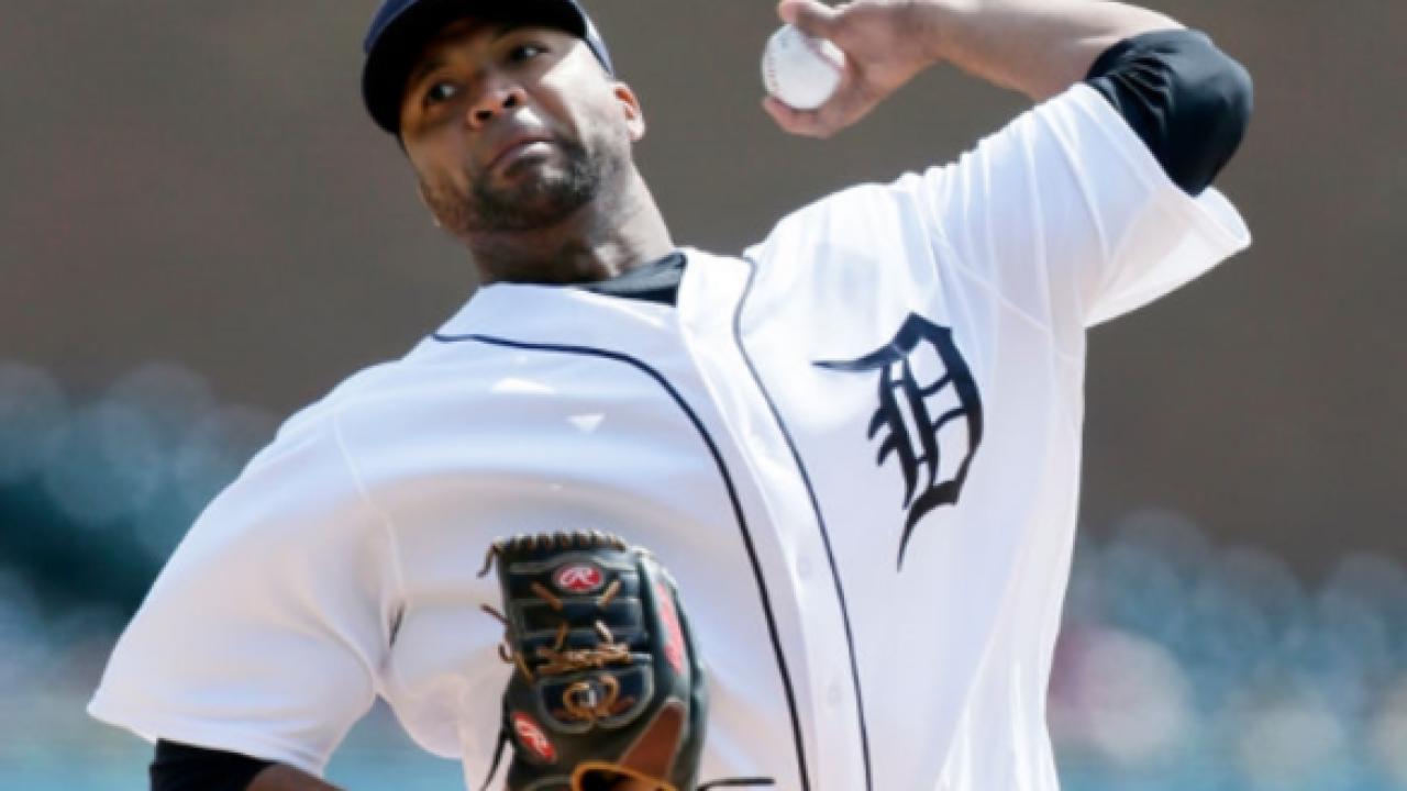Francisco Liriano pitches Tigers to first win of season