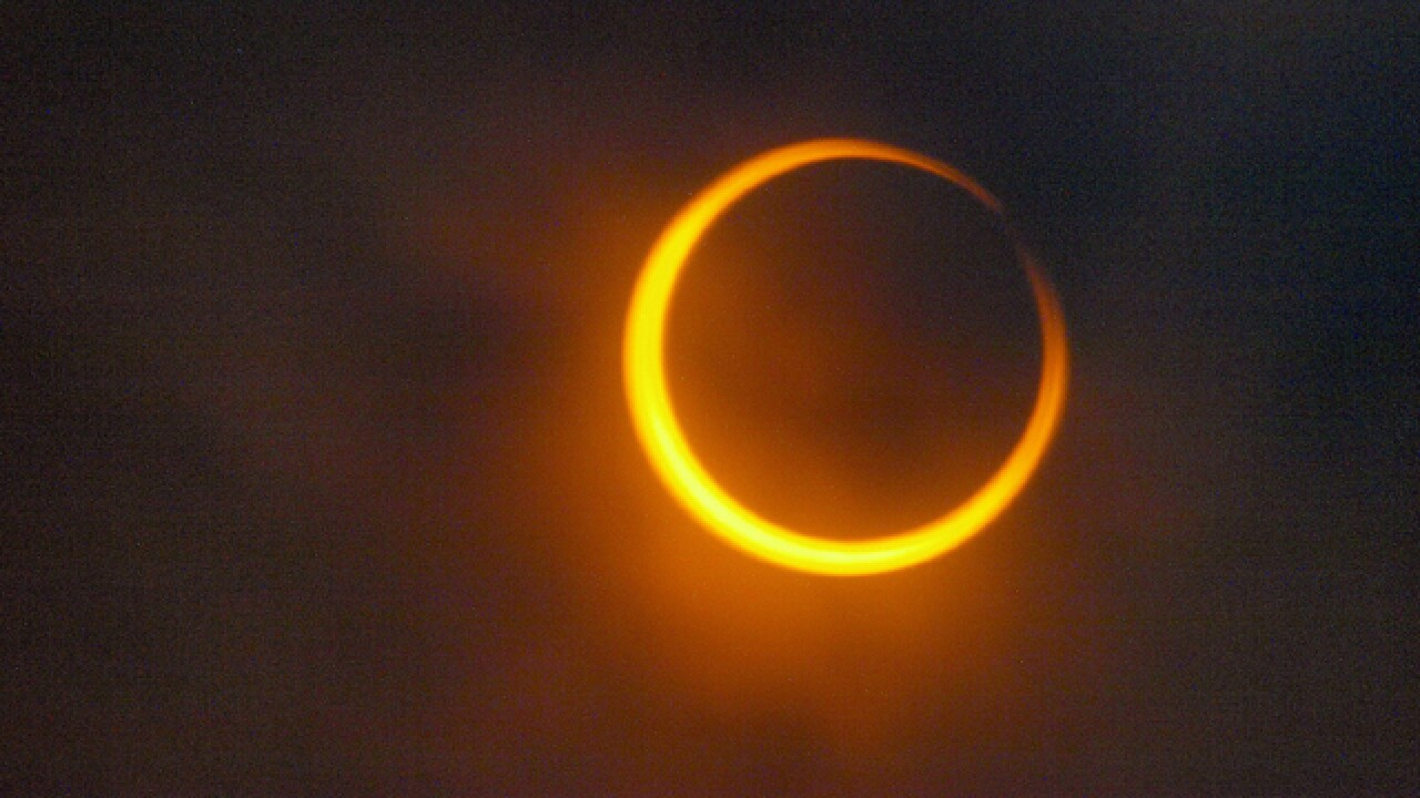 Here's when you can see a total solar eclipse
