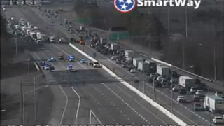 I-24 Shooting in Rutherford County