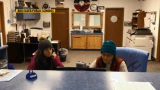 Video extra: Round 2 for Box Elder teachers' snow day music videos