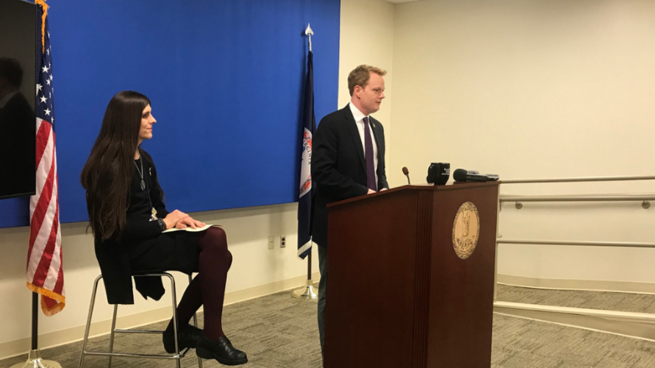 Virginia legislators introduce journalist protections