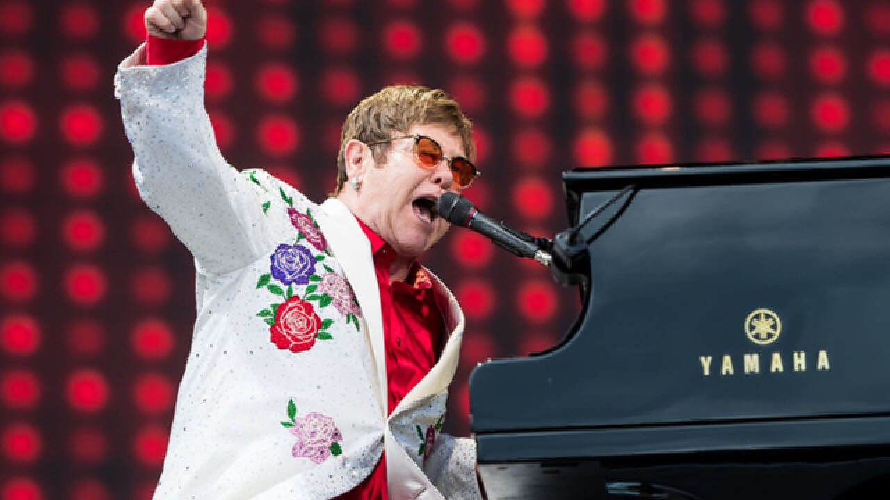 Tickets for Elton John's Cincinnati 'global farewell tour' performance now on sale