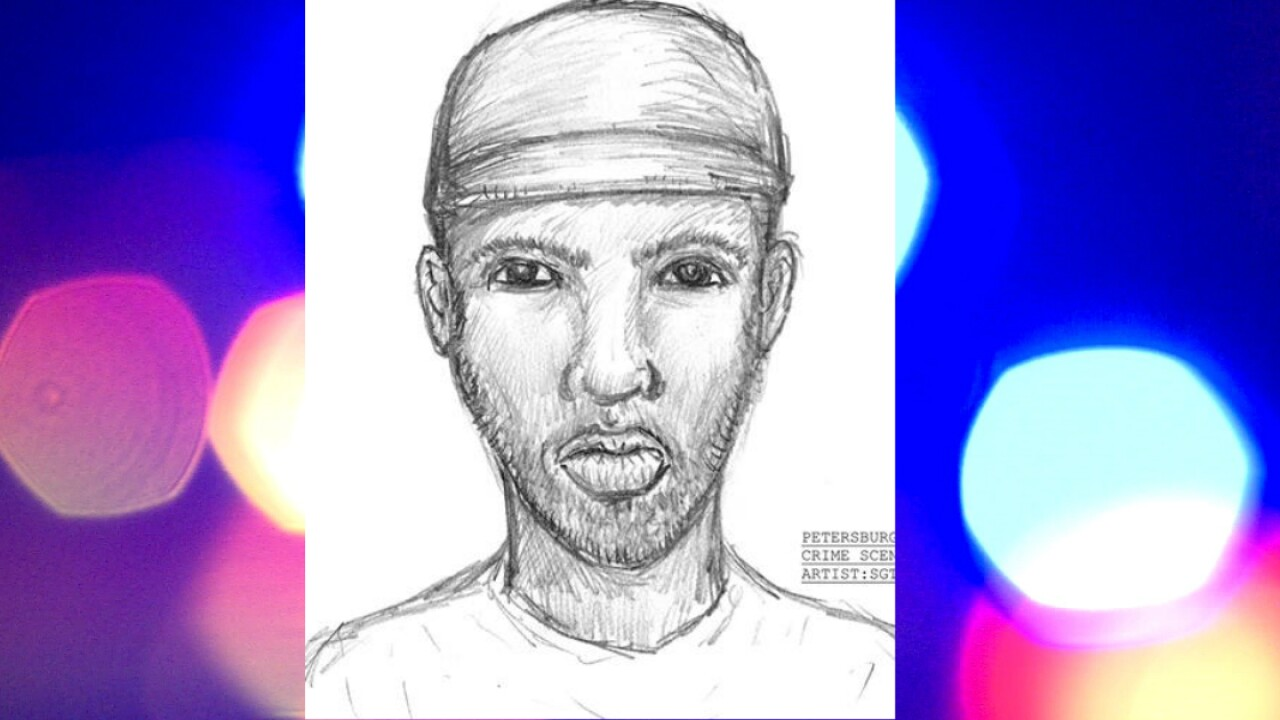 Man tried to abduct 2-year-old girl from Petersburg apartment, police say