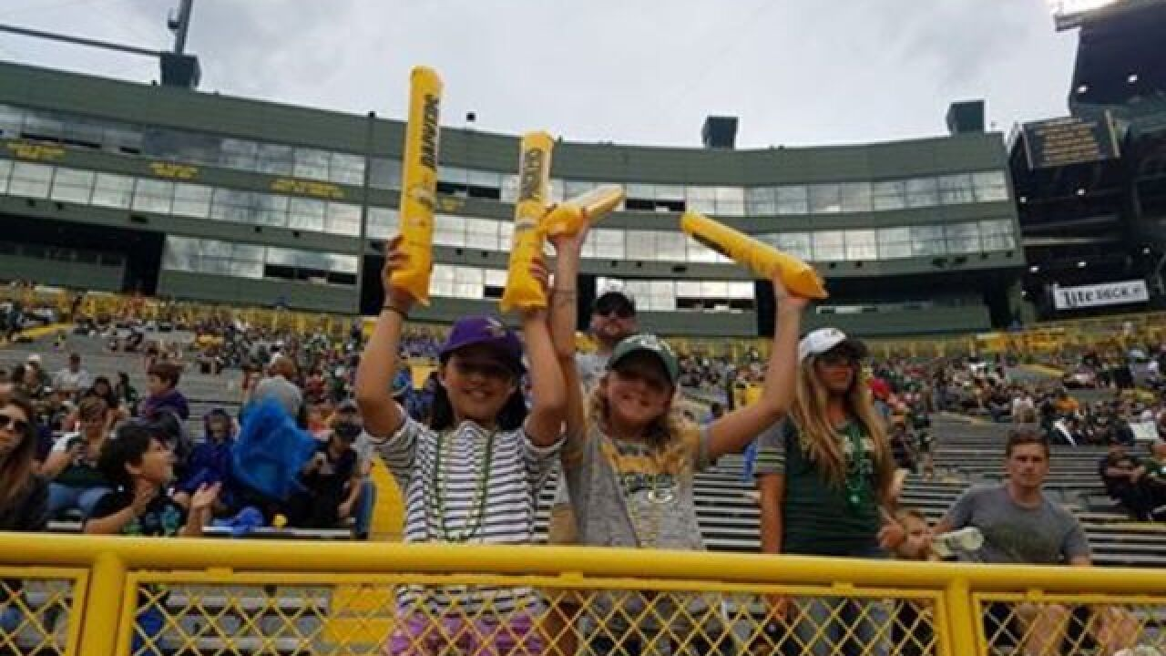 What's new for this year's Packers Family Night