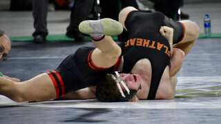 Blood, sweat and tears: State wrestling snapshots
