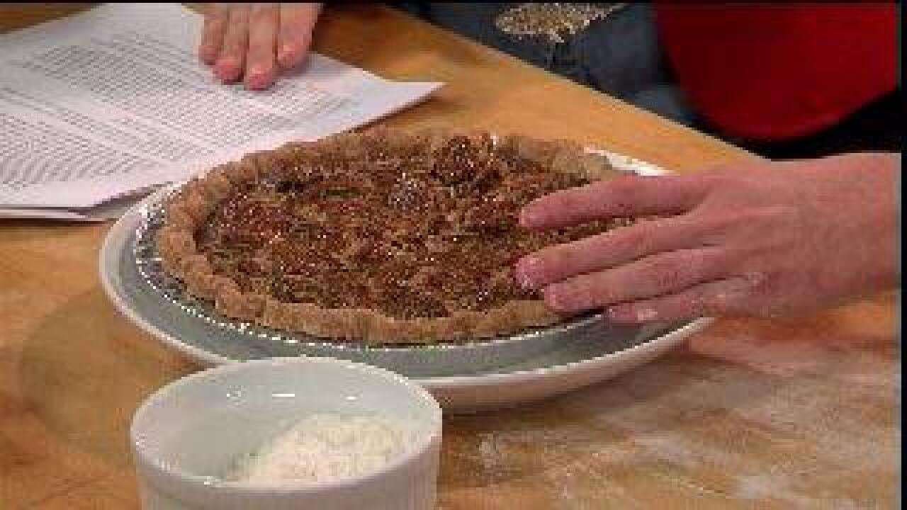 My Oh My – Bourbon Bacon Pecan Pie by Teeny Lamothe