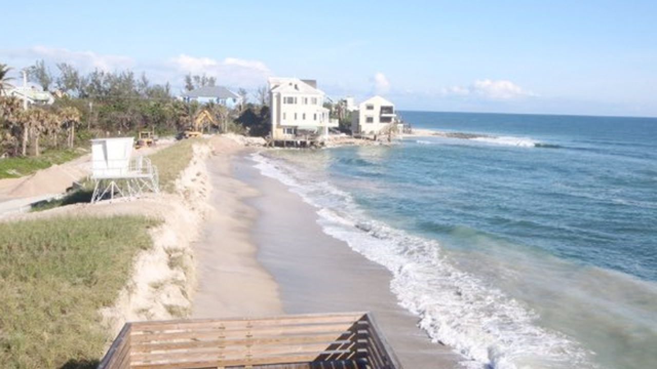 All Martin County beaches with lifeguards open