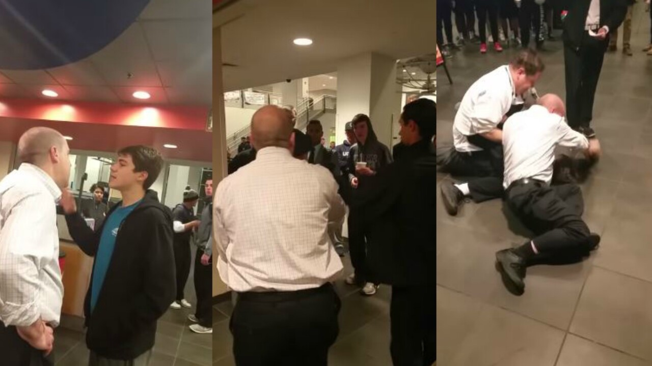 College student taken down, arrested after berating employees, demanding mac and cheese