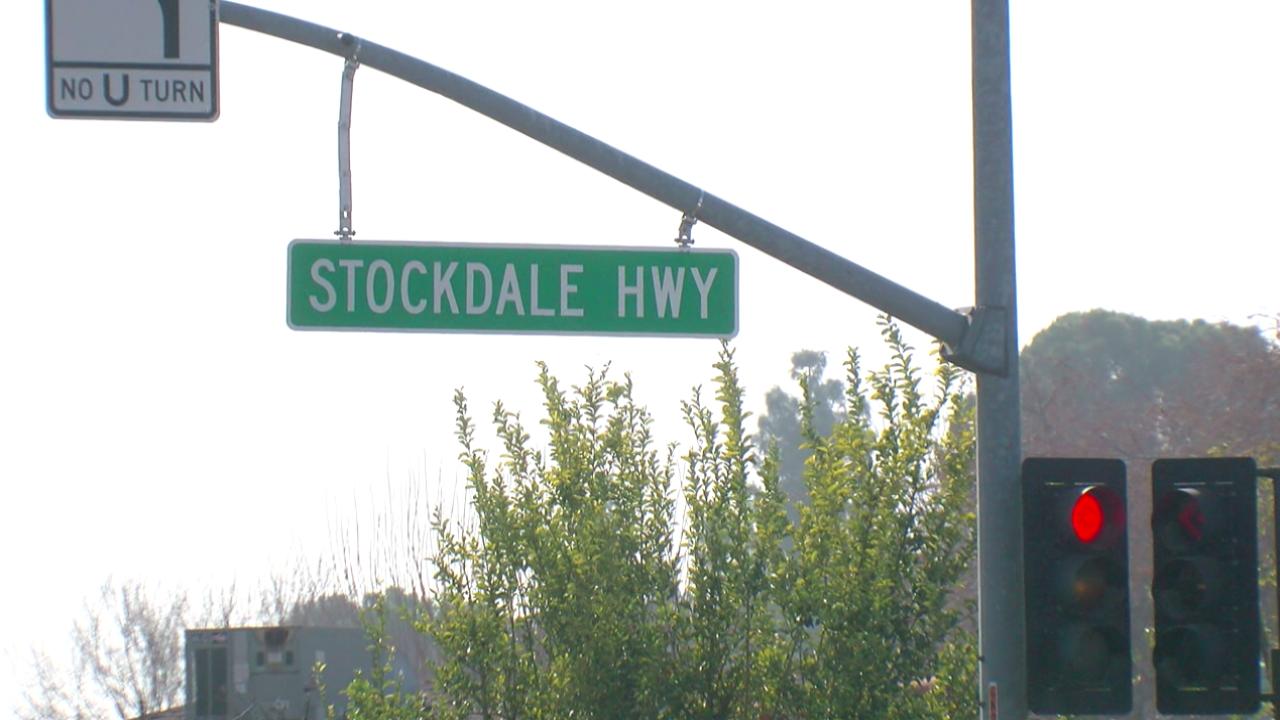Stockdale Highway