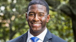 Gillum hoping to become FL's 1st black governor