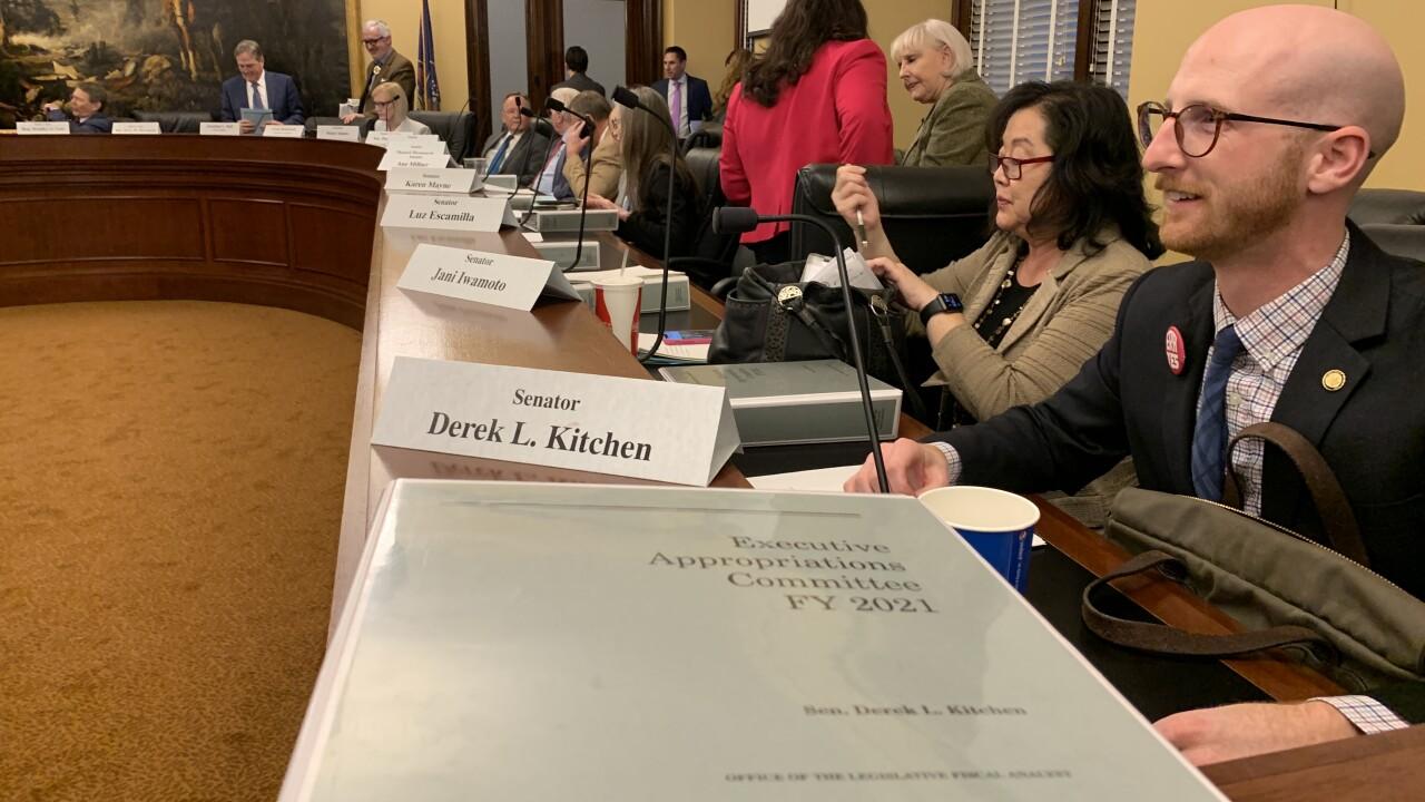The Utah State Budget