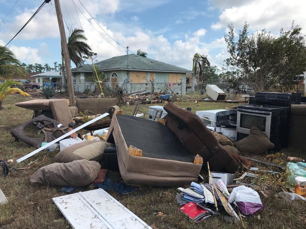 Photos: Hurricane Dorian destroys the Bahamas
