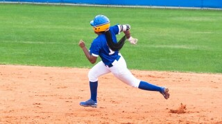 TCC sweeps Andrew in home opener