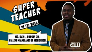 Super Teachers: Mr. Ray Parris