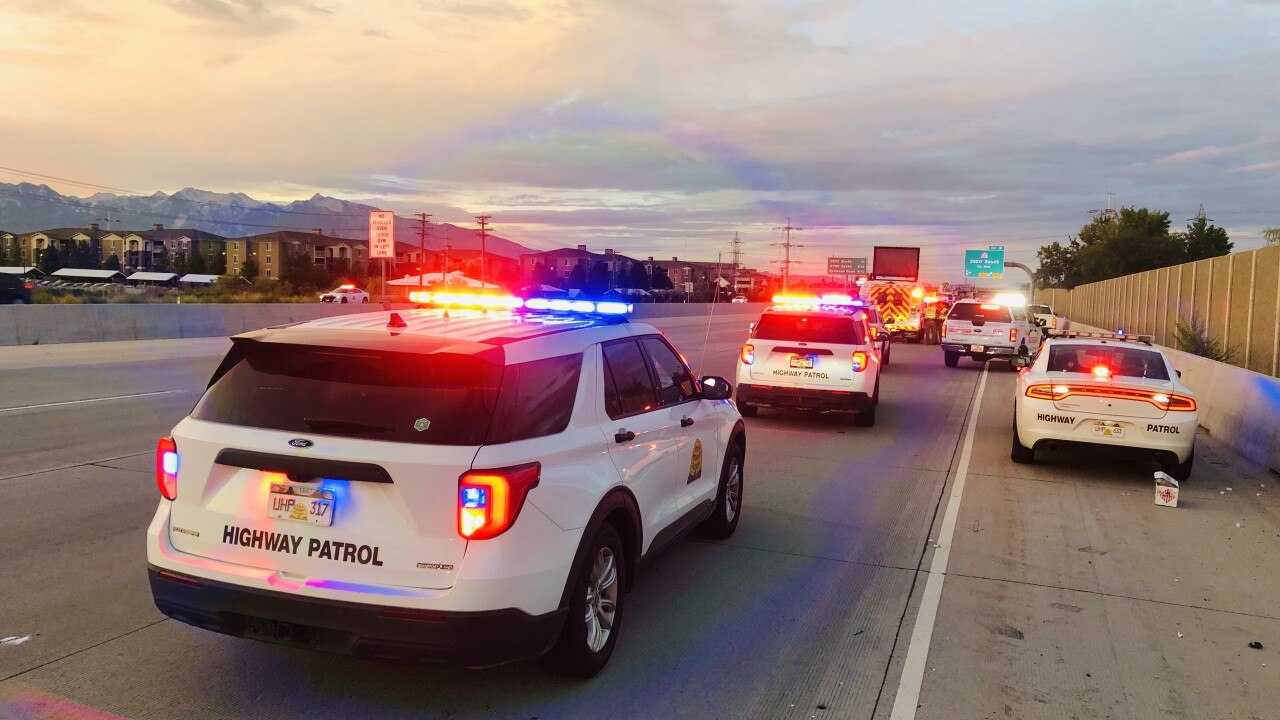 UHP Accident 215