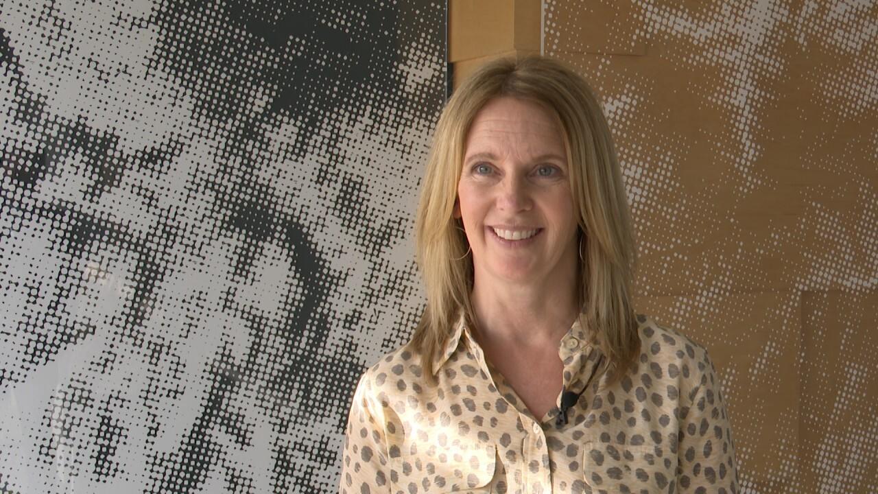Collette Hanson named BCBS MT president
